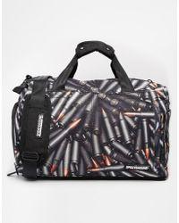 Sprayground Ammo Duffle Bag - Black