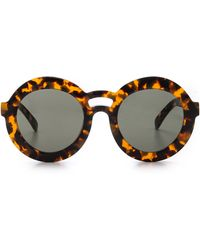 Karen Walker Joyous Sunglasses - Lyst