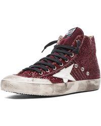 Golden Goose Deluxe Brand Mens Francy Sneaker - Lyst