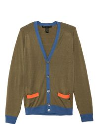 Marc By Marc Jacobs - Silk Cardigan - Lyst