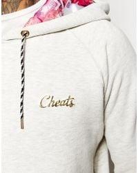Cheats & Thieves Luxor Hoodie - Grey