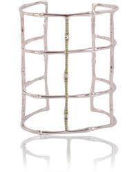 Vara Of London - The Bamboo Cuff - Lyst