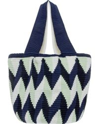 White stuff Mexican Bird Beach Bag in Multicolor | Lyst