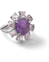 Ippolita - Wonderland Multi-shape Flower Ring - Lyst