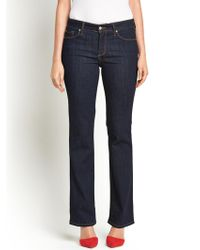 Not Your Daughter's Jeans High Waisted Bootcut Slimming Jeans - Lyst
