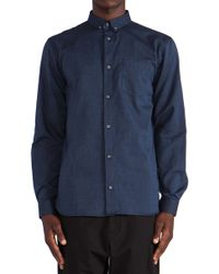 Won Hundred Lester Button Down - Lyst