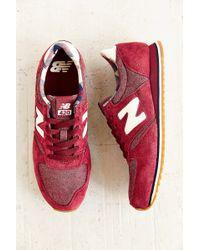 New Balance 420 Classic Running Sneaker - Lyst