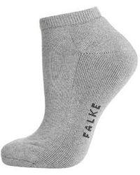 TOPSHOP - Falke Cosy Trainer Socks - Lyst