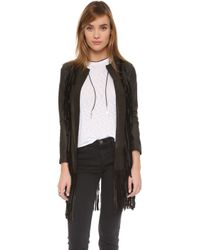Cleobella - Abbey Leather Jacket - Lyst