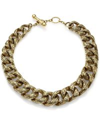 Vaubel - Chunky Chain Necklace - Lyst