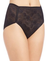 Wacoal Clean & Classic Brief black - Lyst