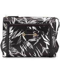 Jason Wu Daphne 2 Tropical-print Clutch Bag - Lyst