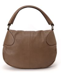 Ferragamo Brown Handbag - Lyst
