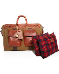 Will Leather Goods - Traveller Duffel Bag - Lyst