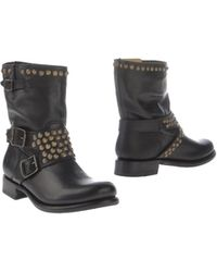 Frye Ankle Boots - Lyst