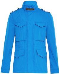 Burberry Brit Brettson Showerproof Field Jacket - Lyst