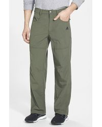Adidas Hiking Pants - Lyst