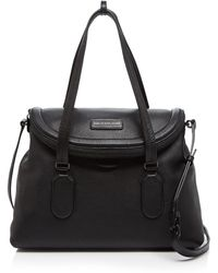 Marc By Marc Jacobs Satchel - Silicone Valley - Black