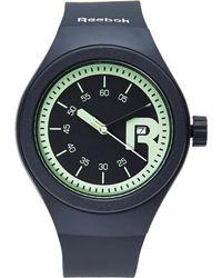 Reebok - Rc-Igh Navy & Teal Watch - Lyst