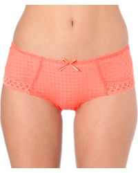 Freya Orange Rapture Shorts - Lyst