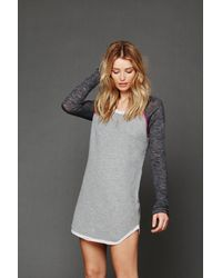 Intimately - Cashmere Thermal Nightie - Lyst
