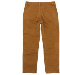 Yeezy Season One | Worker Pants In Timber | Lyst