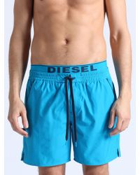Diesel Blue Bmbxdolphin - Lyst