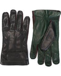 Etro - Stitched Gloves - Lyst