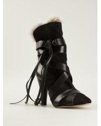 Isabel Marant 'Neta' Boots - Lyst