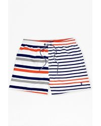French Connection Casual Printed Swim Shorts - Lyst
