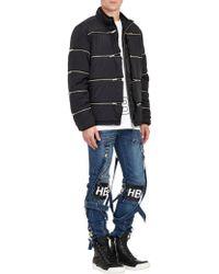 Hood By Air - Multi Zip Puffer - Lyst