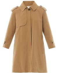 Band of Outsiders - Blanketlining Trench Coat - Lyst