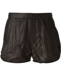 Sea Ribbon Trimmed Shorts - Lyst