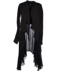 Gareth Pugh Full Length Jacket - Lyst