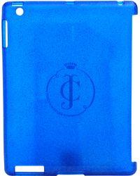 Juicy Couture - Glitter Gelli Ipad Pocket - Lyst