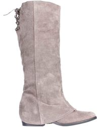 Naughty Monkey - Artic Solstice Knee-high Boots - Lyst