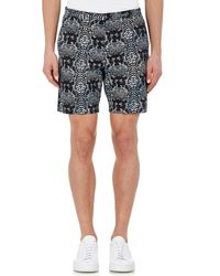 Marc By Marc Jacobs - Snake-print Trouser Shorts - Lyst