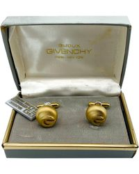 Givenchy Cufflinks Vintage 1970s - Multicolor