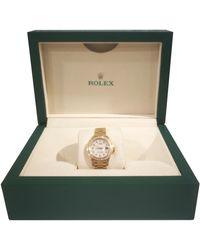 Rolex Gold Diamonds 26mm Datejust - Metallic