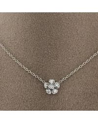 Penny Preville Ladies Diamond Necklace N6113w - Multicolor