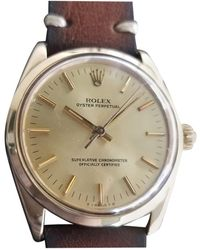 Rolex - Men's Oyster Perpetual Ref.1002 14 Karat Gold Automatic, Circa 1970s Ra151 - Lyst