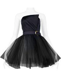 Isaac Mizrahi New York Vintage Ballerina Tutu Dress - Black