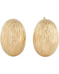 Tiffany & Co. - 18 Karat Clip Earrings - Lyst