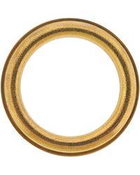 Cartier Gold Arm Cuff Bracelet - Metallic
