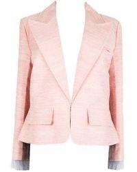 Chanel - Silk 2017 Paris Cuba Blazer Jacket 46 Xxl 17c - Lyst