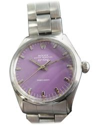 "Rolex - Men's Oyster Precision 1002 ""air-king"" Automatic, Circa 1970s Swiss Ra115 - Lyst"