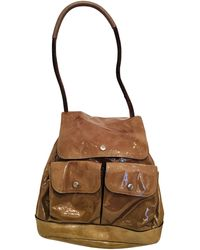 Brunello Cucinelli Backpack - Brown
