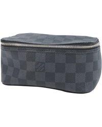 Louis Vuitton Cube De Rangement Pm Mens Pouch N40181 - Black