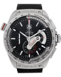 Tag Heuer Certified Authentic Carrera 7056, Dial - White