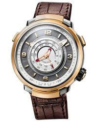 Faberge Faberg Visionnaire Chronograph Rose Gold - Red